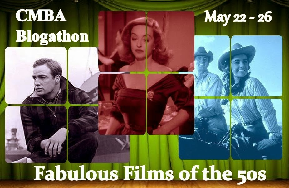 Fabulous Films of the '50s, a CMBA Blogathon