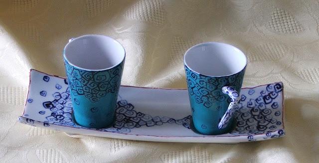 univers créatif de séverine peugniez dans les arts de la table et vaisselle créative