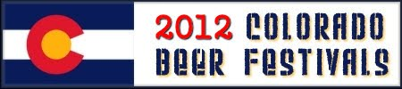 2012 Colorado Beer Festivals and Events Calendar