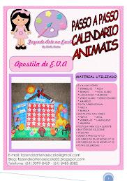 APOSTILA CALENDÁRIO ANIMAIS