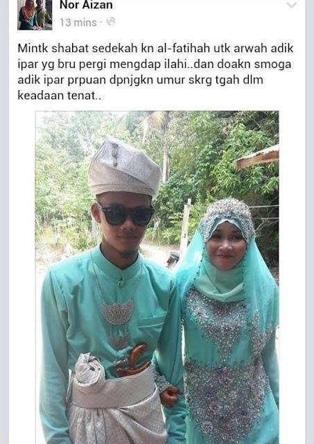 kemalangan pengantin besut