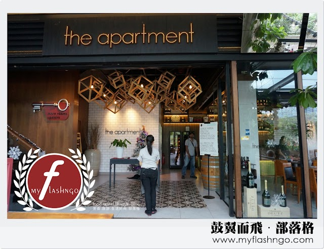 ►吉隆坡美食 ►The Apartment @Suria KLCC