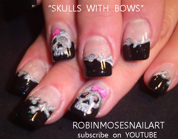 Robin moses nail art halloween nails halloween nail art cute halloween nails halloween nail art cute halloween nails how to nail art halloween nails easy halloween nails halloween nail gallery prinsesfo Choice Image