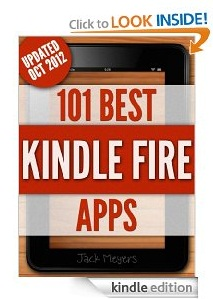 Free eBook Feature: 101 Best Kindle Fire Apps by Jack Meyers