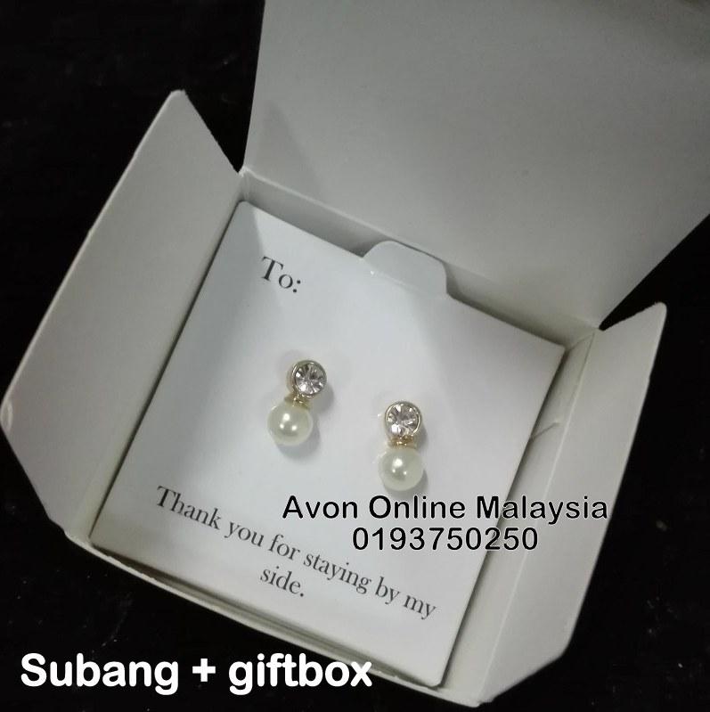 Earring4 Set.RM10
