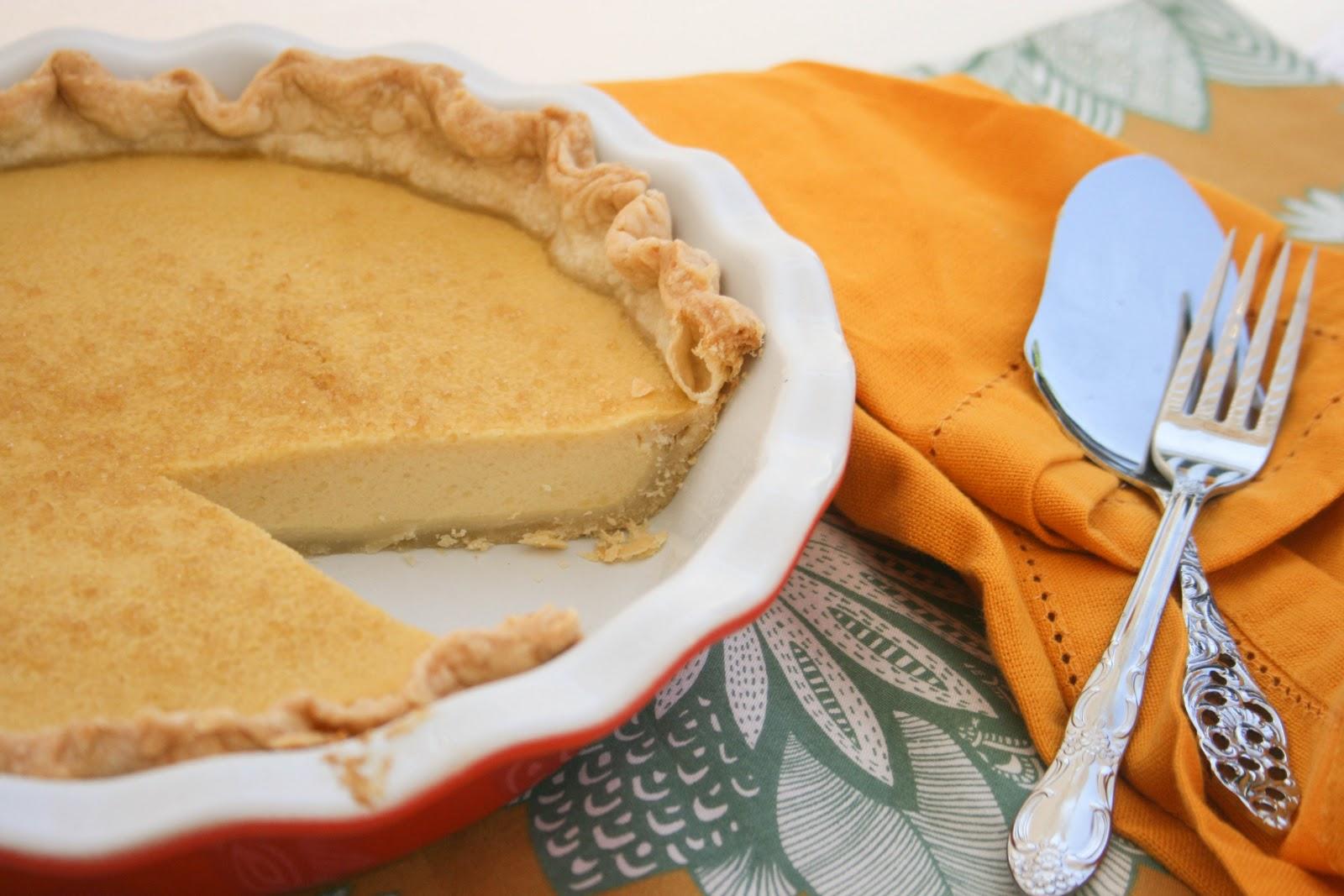 Maple Buttermilk Pie Recipes — Dishmaps
