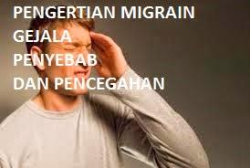 pengertian migrain