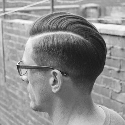 Short And Long Hairstyle For Man