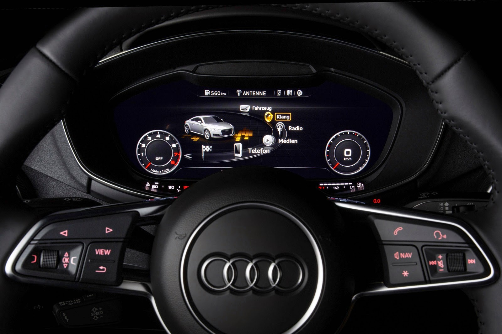 sound taken to new dimensions in audi tt with bang. Black Bedroom Furniture Sets. Home Design Ideas