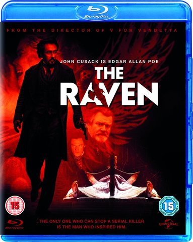 The Raven (2012)  BDRip 480p 400MB Movie Links