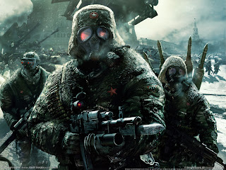 Busto sharpshooter post apocalypse 1/10 14520_tom_clancys_endwar_gasmask_soldiers_army