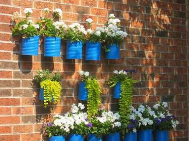 ideias para jardim vertical : 20 ideias incr?veis de jardim vertical - Seu cantinho ...