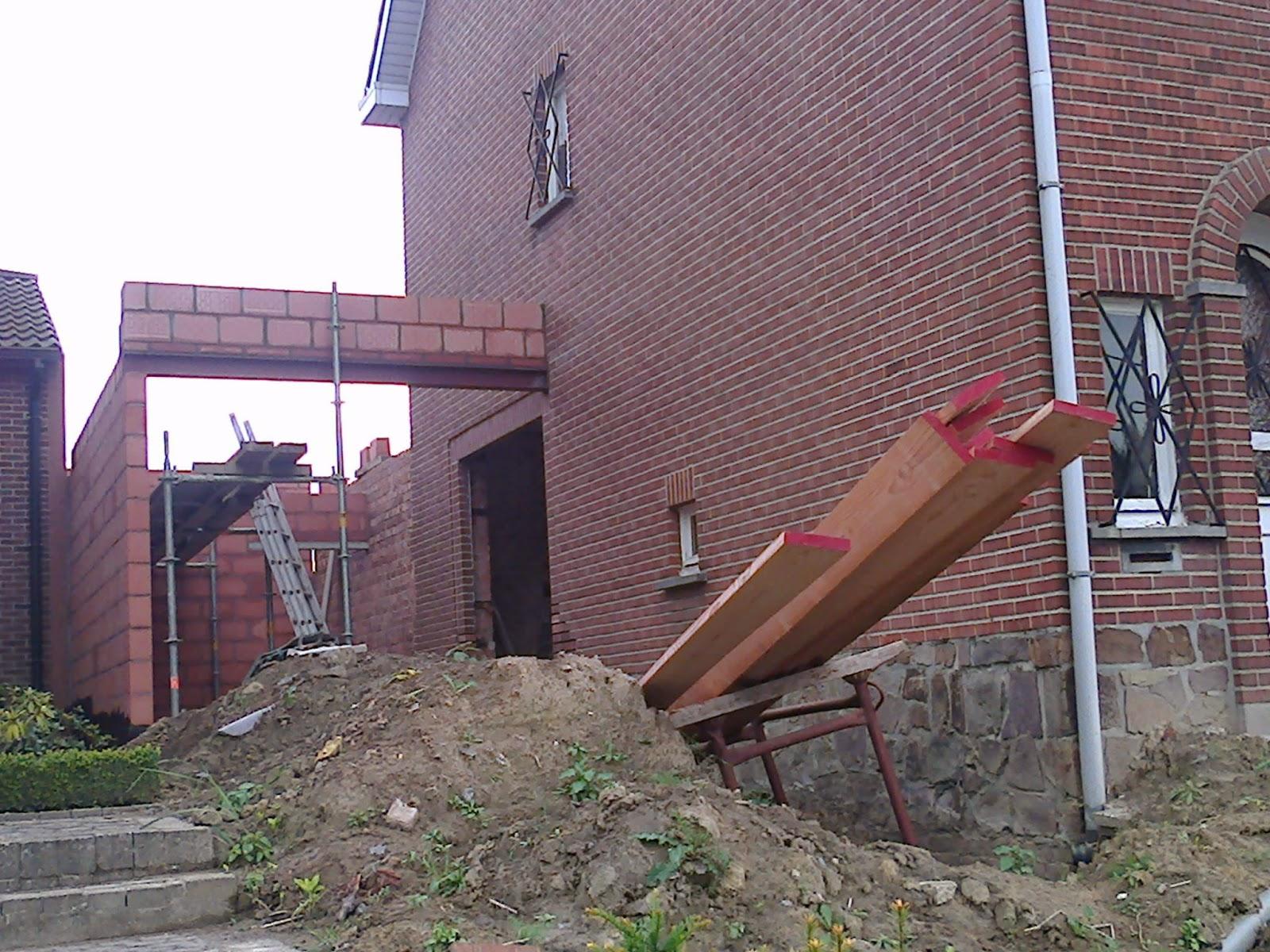 Maja en Sofie Constructions: augustus 2014
