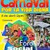 Invitación Carnaval por la vida digna, 8 de abril 2014
