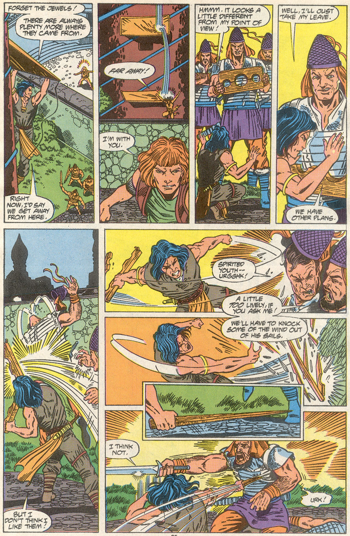 Conan the Barbarian (1970) Issue #233 #245 - English 20