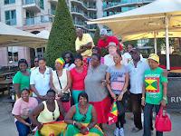 UK-sponsored walk for Grenada's Olympic Team