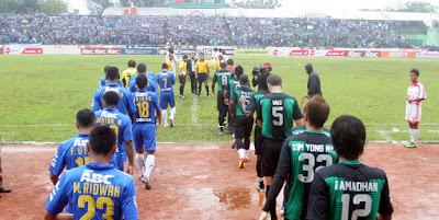 Persib Bandung  VS Barito Putera | Perubahan Jadwal Pertandingan