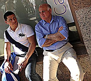 Older Men Are The Best: big bulge grandpa & cute boy