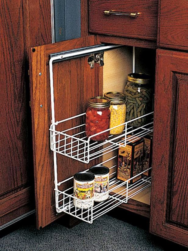 Kitchen organization ideas to organize you small kitchen - Small kitchen organization ideas ...