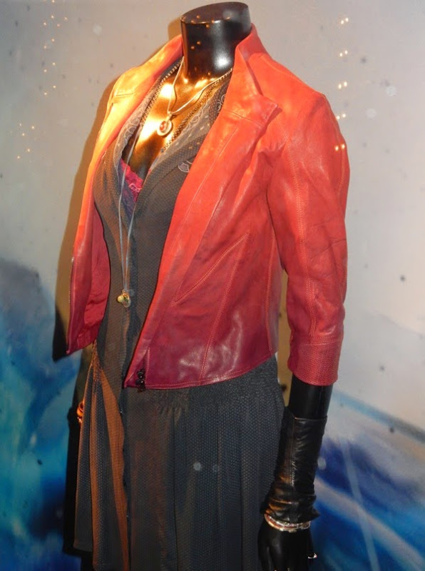 Scarlet Witch movie costume Avengers Age of Ultron