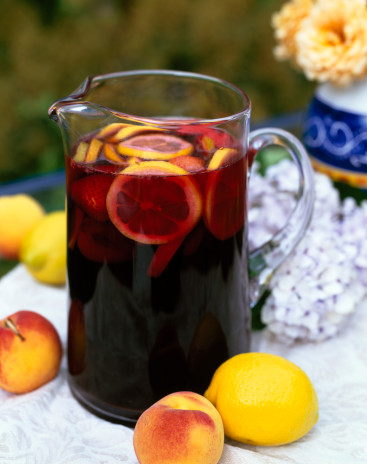 Sangria Recipe - The Famous Spanish Sangria | Fine Wine and Spirits