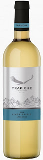 Trapiche Vineyards Pinot Grigio bottle