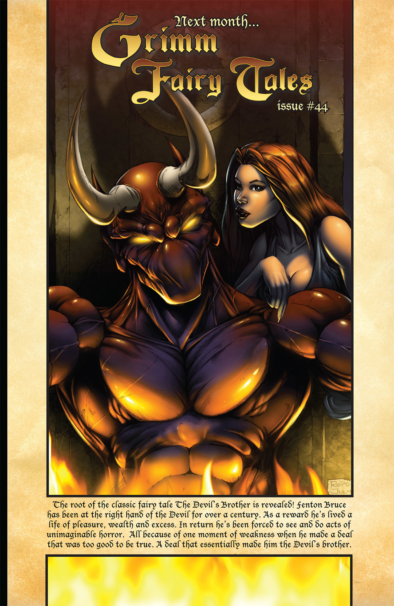 Grimm Fairy Tales (2005) Issue #43 #46 - English 27