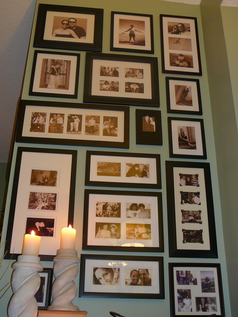 Focal Point Styling Make Mom A Memory Wall Gallery Wall