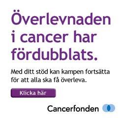 Stöd Cancerfonden