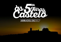 """ARRAIOLOS: ANIMAÇÃO """"ÀS 5ªs FEIRAS NO CASTELO"""""""
