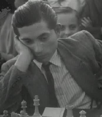 El ajedrecista Alejandro Beltrán Tassis