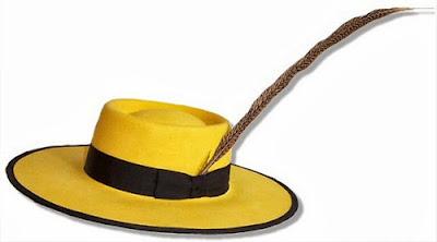 Los 10 sombreros más famosos del cine y la televisión - La Mascara
