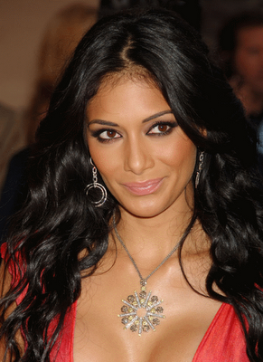 nicole scherzinger indian