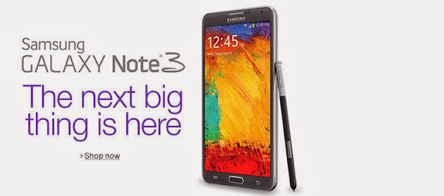 Unlocked Samsung Galaxy Note 3 would set you back $799.99