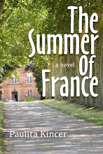 French village Diaries France et Moi interview with Paulita Kincer The Summer of France virtual book tour