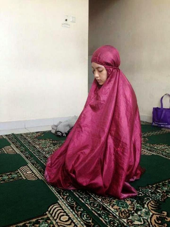 foto-foto Nabilah JKT48  Nabilah Jkt48 Berhijab