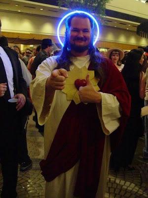 Disfraz de Jesucristo Strauffon blog