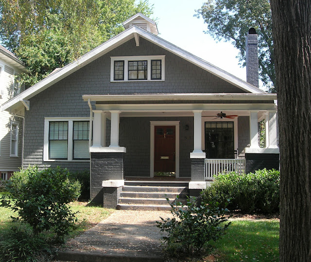 Craftsman house color schemes joy studio design gallery for Bungalow paint schemes