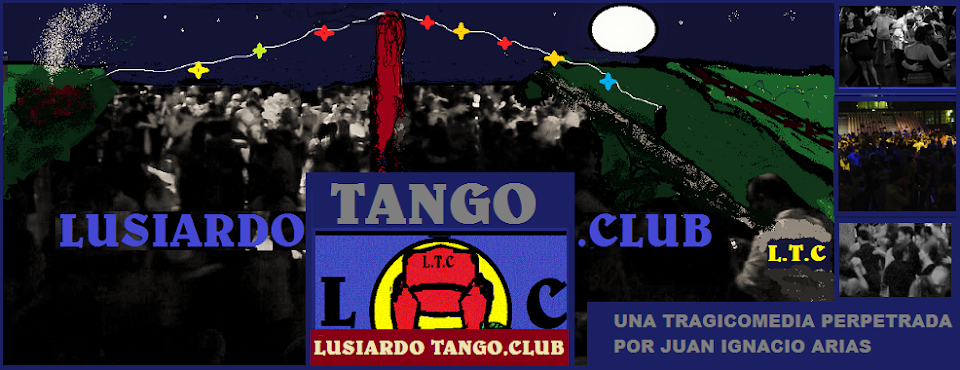 LUSIARDO TANGO CLUB (VERSION DOMESTICA)