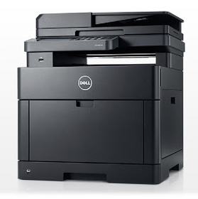 Dell Color Cloud Printer H825cdw Drivers download