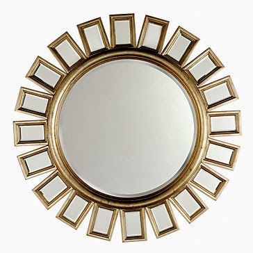 Devon Mirror from ZGallerie