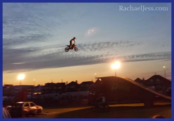 Extreme Stunt Show - Lancing