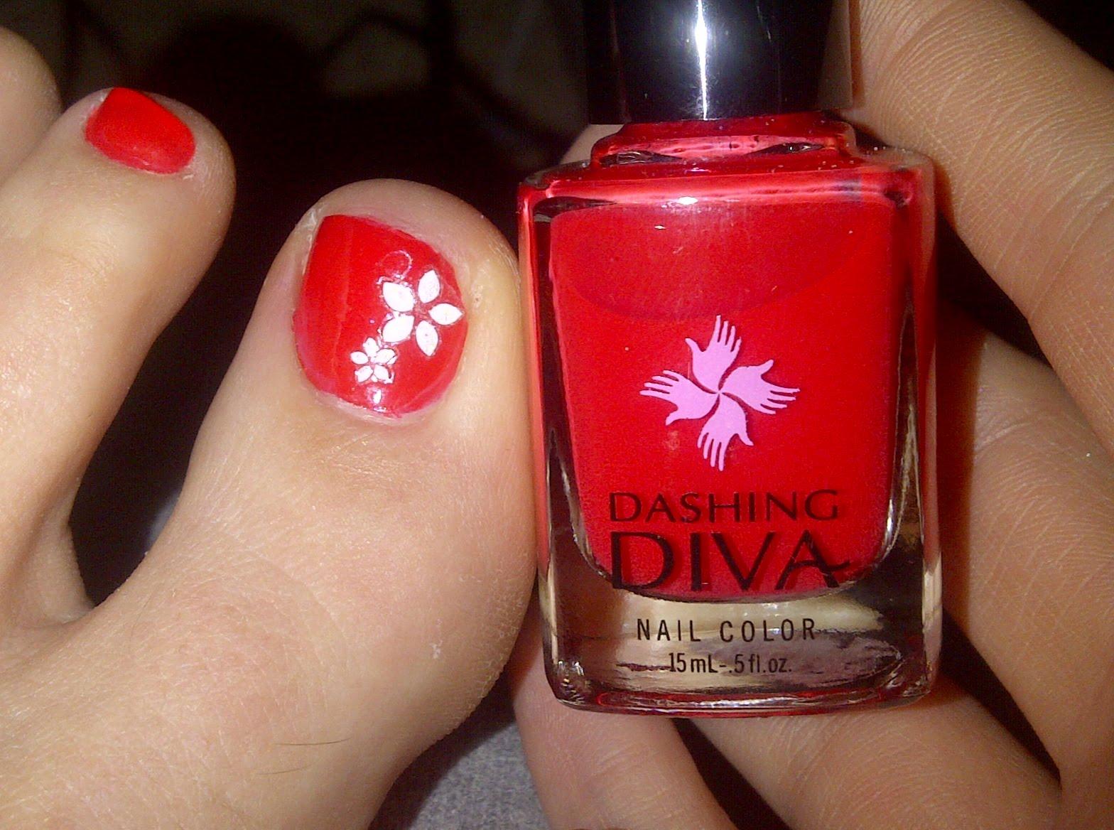 Bella 39 s beauty spot dashing diva new york slice nail polish - Diva nails and beauty ...