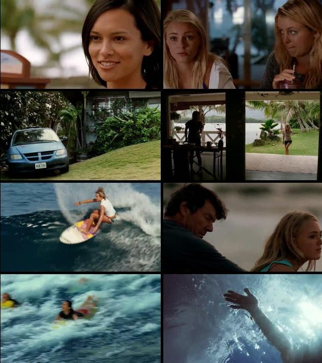 Soul Surfer 2011 Dual Audio Hindi 720p BRRip 800mb