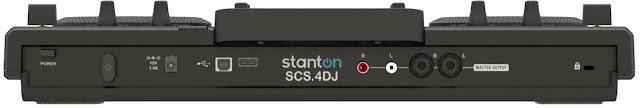 Controlador Stanton SCS.4DJ