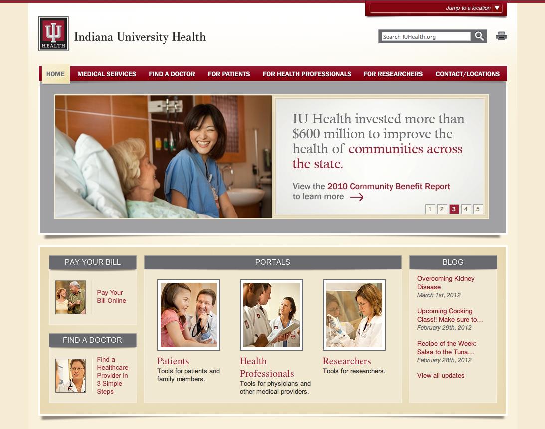Hospital Website Templates Free Download