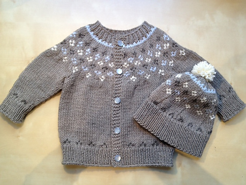 First Snow - Free Pattern