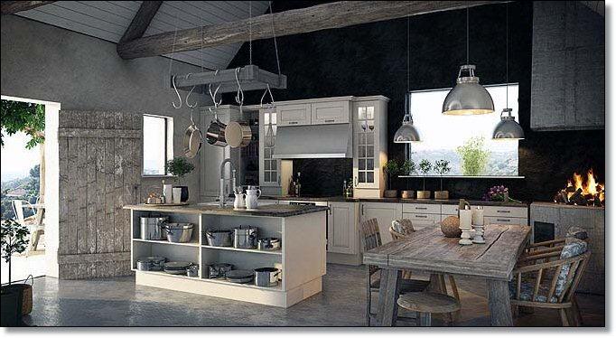 Nordisk kjøkken   interiør inspirasjon