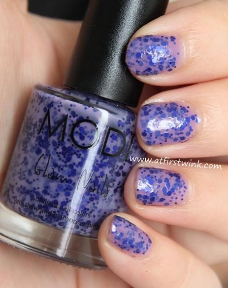 Modi nail polish 78 - Beautiful stranger