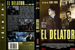 Carátula: El delator 1935 (The informer)
